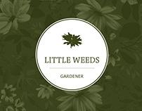 Little Weeds Branding