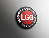 Lads Golf Club Logo