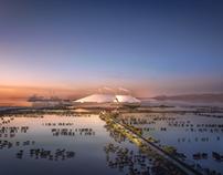 Floating Temple - Gottlieb Paludan Architects