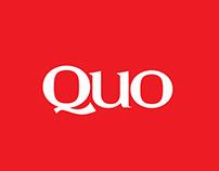 QUO Franchises // Branding