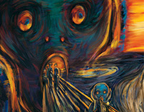 The Scream #5 for a New Millennium