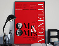Mr. & Mrs. Vignelli