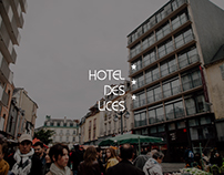 Hôtel des Lices | Photographie