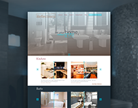 Landing Page - Kitchen and Bath Remodeling Company