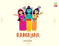 Ramayan in GIFS