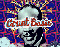 Count Basie Concert Poster Project