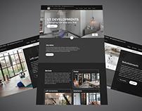 Bespoke Joinery Website
