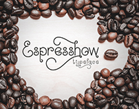 Introducing Espresshow Typeface