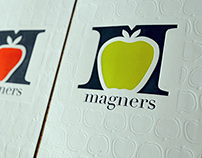 Magners Re-brand