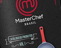 Catálogo de Produtos Masterchef | Gedex