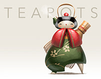 TEAPOTS_Characters Collection