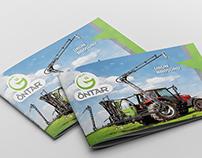 Öntar Ürün Broşürü-Product Brochure