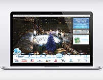 Bryant Park Holiday Websites