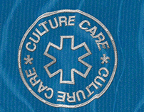 """Culture Care"" Talk Series Design"