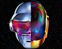 Daft Punk. Universe.