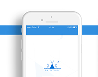 Aventure ui mobile