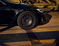 Tesla S Aero
