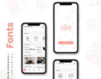Carry - iOS Application