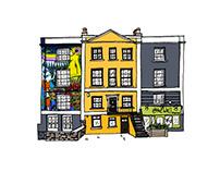 Dibujando mi barrio: UK