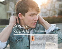 Buzz Section of Northern VA Magazine, October 2012