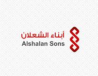 Alshalan Sons Logo