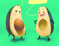 Avocado Things