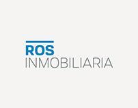 Ros inmobiliaria Branding & Website