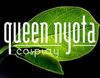Queen Nyota Cosplay Logo