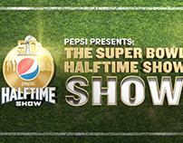 Production Assistance Super Bowl Halftime- Web Episodes