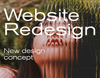 GLO — new design and full rethinking