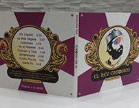 Diseño Digipack CD