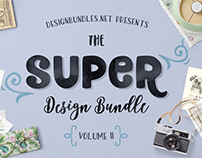 The Super Design Bundle Vol II
