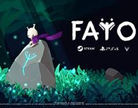 Fayo game sceneries