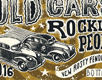 Old Cars Rocking People 2016