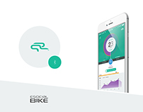eSocialBike - Restyling Proposal for e-Bikes App