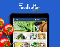 Foodkultur Website