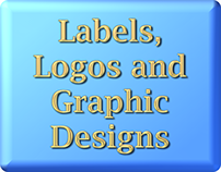 Labels, Logos & Graphic Designs by David R. Purnell