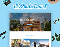 123Smile Travel Website