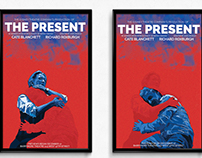 The Present Broadway Poster