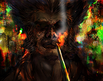 Wolveriney