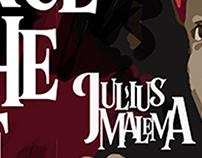 Editorial illustration = Juju MAlema C-inC
