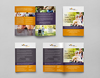 My Care Selection Brochure Design