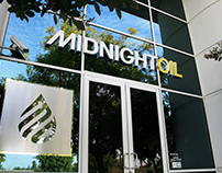 Midnight Oil Rebranding