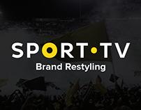 SportTv Restyling