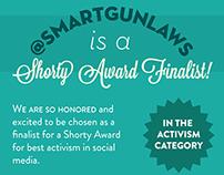 Shorty Award Finalist Announcement