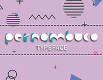 Pernambuco Typeface - free download