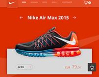 Nike Air Max 2015 UI