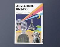 Adventure Bizarre Magazine
