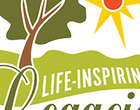 Life-Inspiring Legacies Logo & Website Design