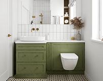 łazienka / showeroom
